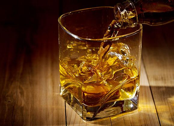 Bourbon-Liquor