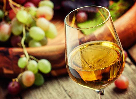 Full-bodied White Wine