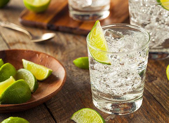 Gin-Liquor