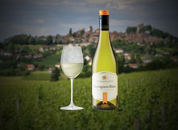 Light-bodied White Wine