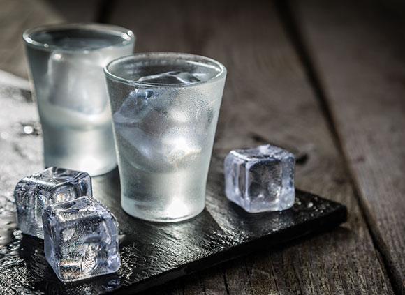 Vodka-Liquor